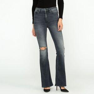 Hudson Holly High-Rise Flare Jean